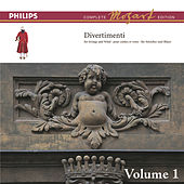Mozart: The Divertimenti for Orchestra, Vol.1 by Academy Of St. Martin-In-The-Fields Chamber Ensemble