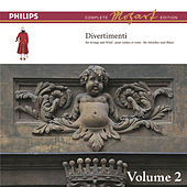 Mozart: The Divertimenti for Orchestra, Vol.2 by Academy Of St. Martin-In-The-Fields Chamber Ensemble