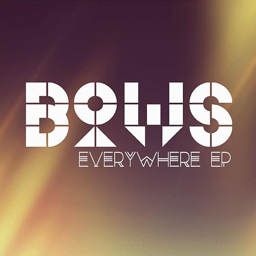 Everywhere - EP by Bows