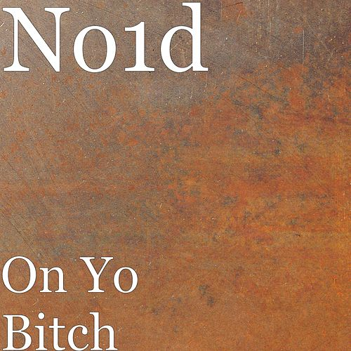 On Yo Bitch by NO I.D.