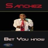 Bet You Know by Sanchez