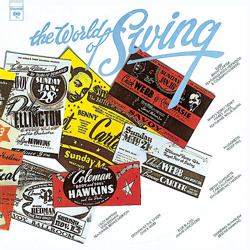 The World Of Swing by Various Artists