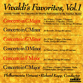 Vivaldi's Favorites - Vol. 1 by Philharmonia Virtuosi