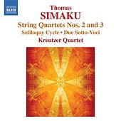 Play & Download SIMAKU: String Quartets Nos. 2 and 3 / Soliloquy I-III by Various Artists | Napster