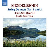 Play & Download MENDELSSOHN: String Quintets (Complete) by Danilo Rossi | Napster