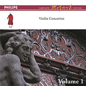 Play & Download Mozart: The Violin Concertos, Vol.1 by Henryk Szeryng | Napster