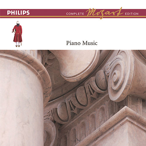 Play & Download Mozart: The Piano Variations by Ingrid Haebler | Napster