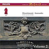 Mozart: The Serenades for Orchestra, Vol.3 by Various Artists