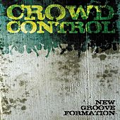Crowd Control by New Groove Formation