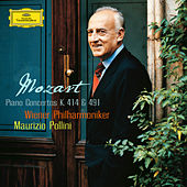 Play & Download Mozart: Piano Concertos Nos. 12 & 24 by Maurizio Pollini | Napster