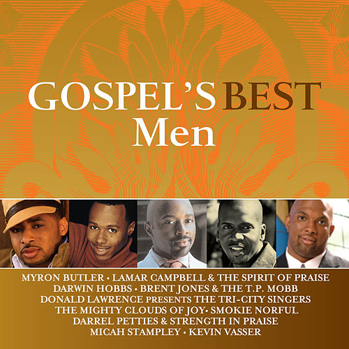 Play & Download Gospel's Best Men by Various Artists | Napster