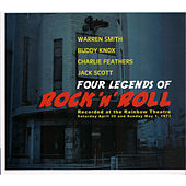 Play & Download Four Legends of Rock 'n' Roll by Various Artists | Napster