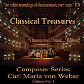 Play & Download Classical Treasures Composer Series: Carl Maria von Weber Edition, Vol. 1 (EP) by Various Artists | Napster