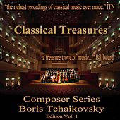 Play & Download Classical Treasures Composer Series: Boris Tchaikovsky Edition, Vol. 1 by Various Artists | Napster
