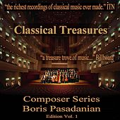 Play & Download Classical Treasures Composer Series: Boris Parsadanian Edition, Vol. 1 by Various Artists | Napster