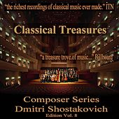 Play & Download Classical Treasures Composer Series: Dmitri Shostakovich, Vol. 8 by Various Artists | Napster