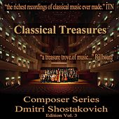 Classical Treasures Composer Series: Dmitri Shostakovich, Vol. 3 by Various Artists