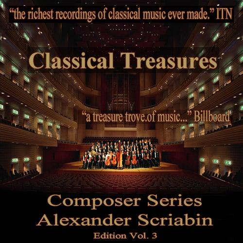 Classical Treasures Composer Series: Alexander Scriabin, Vol. 3 by Vladimir Sofronitzky