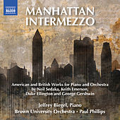 Play & Download Manhattan Intermezzo by Jeffrey Biegel | Napster