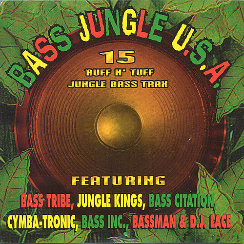 Bass Jungle U.S.A. by Various Artists