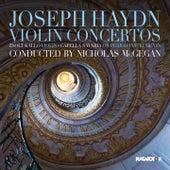 Haydn: Violin Concertos by Zsolt Kalló