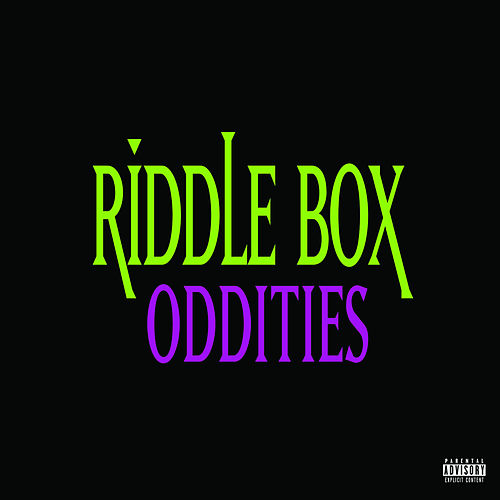 Riddle Box Oddities von Insane Clown Posse