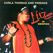 Play & Download Live in Memphis by Carla Thomas | Napster