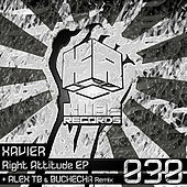 Right Attitude EP by Xavier