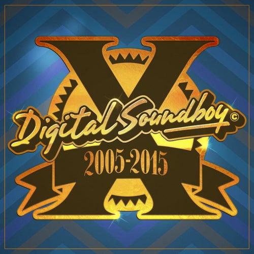 Digital Soundboy X de Various Artists