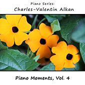 Play & Download Charles-Valentin Alkan: Piano Moments, Vol. 4 by James Wright Webber | Napster