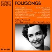 Folksongs by Kathleen Ferrier