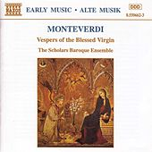 Vespers of the Blessed Virgin von Claudio Monteverdi