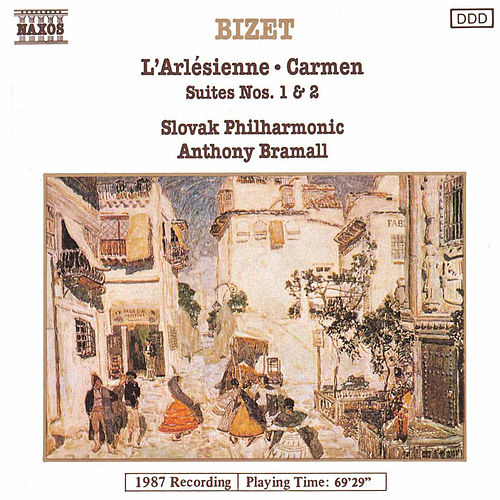Play & Download L'Arlesienne / Carmen by Georges Bizet | Napster