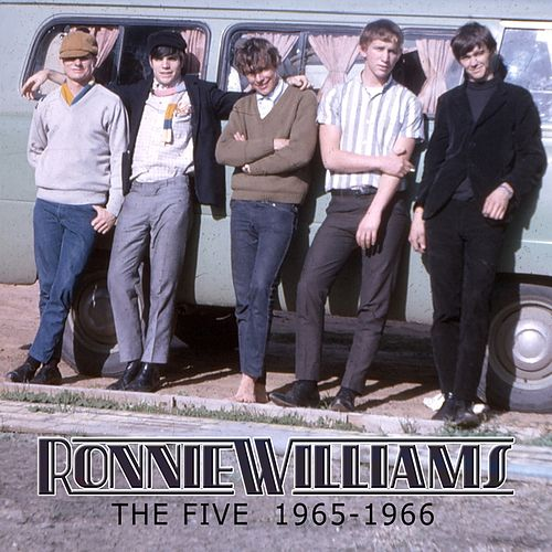 The Five 1965-1966 by Ronnie Williams