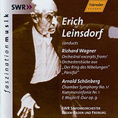 Play & Download Erich Leinsdorf conducts R. Wagner: Orchestral Excerpts