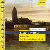 Bach Organ Works by Ton Koopman