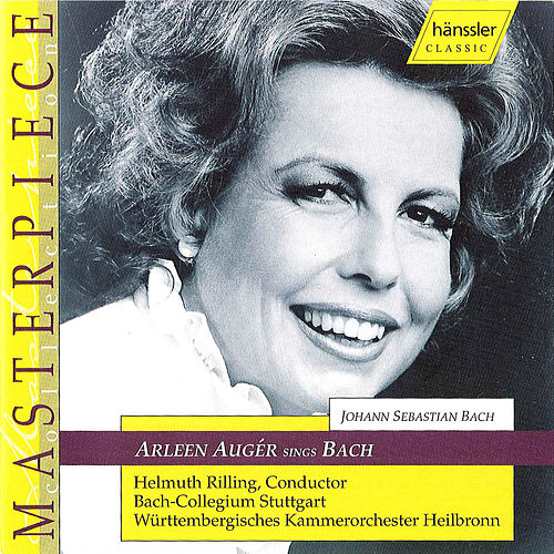 Play & Download Arleen Auger Sings Bach by Arleen Auger | Napster