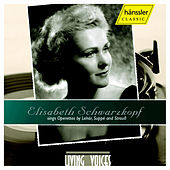 Elisabeth Schwarzkopf Sings Operettas by Lehár,Suppé and Straub by Elisabeth Schwarzkopf