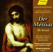 G.F. Handel / W.A. Mozart: Der Messias by Gächinger Kantorei Stuttgart