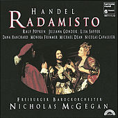 Play & Download Handel: Radamisto by Nicholas McGegan Freiburger Barockorchester | Napster