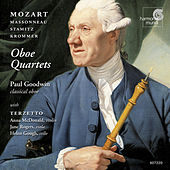 Mozart: Oboe Quartets by Paul Goodwin