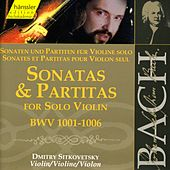 Play & Download The Complete Bach Edition Vol. 119: Sonatas & Partitas for Solo Violin, BWV 1001-1006 by Dmitry Sitkovetsky | Napster