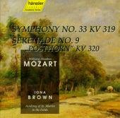 Play & Download W.A. Mozart: Symphony No. 33 / Serenade No. 9