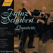 F. Schubert - Quartette in A Minor D 804 / Quartette D 36 in B Flat Major by Franz Schubert
