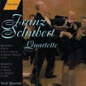 Play & Download F. Schubert - Quartette in A Minor D 804 / Quartette D 36 in B Flat Major by Franz Schubert | Napster