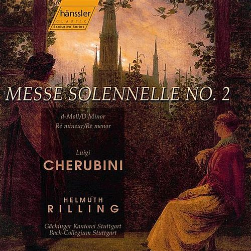 Play & Download Cherubini: Messe Solennelle No. 2 D-Moll by Gachinger Kantorei Stuttgart | Napster