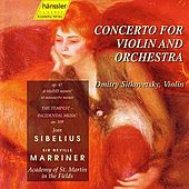 Play & Download Concerto For Violin And Orchestra by Jean Sibelius | Napster
