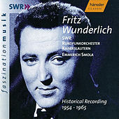 Play & Download Fritz Wunderlich - Historical Recording (1954-1965) by Fritz Wunderlich | Napster