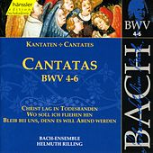 Play & Download J.S. Bach - Cantatas BWV 4-6 by Bach-Collegium Stuttgart | Napster