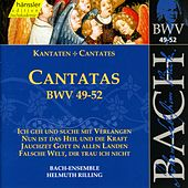 Play & Download J.S. Bach - Cantatas BWV 49-52 by Bach-Collegium Stuttgart | Napster